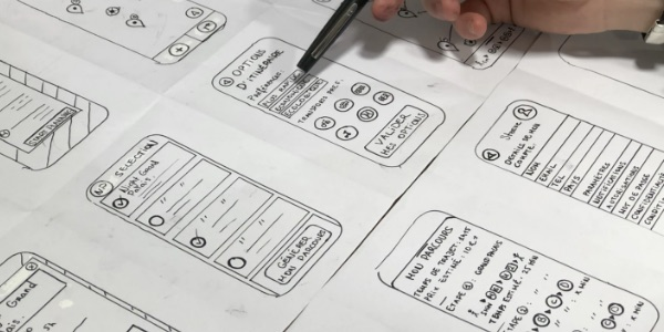 Student Thesis UX